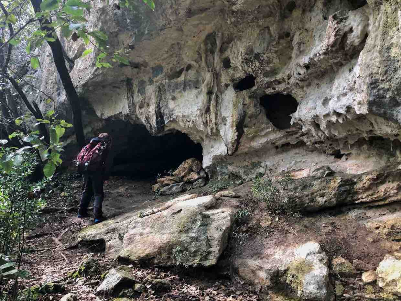 Grotta della Frangia