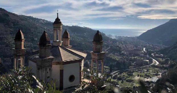 chiesa dei cinque campanili