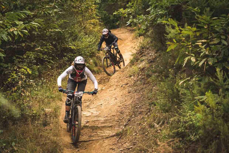 finale in mountain bike