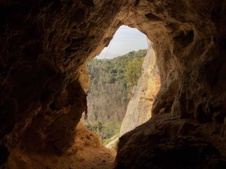 grotta dei Balconi